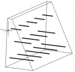 重力式擁壁正面図2