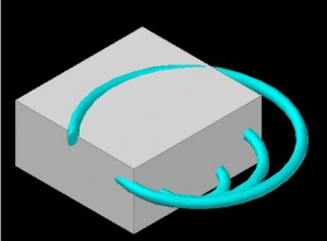 cubeとらせんの合体
