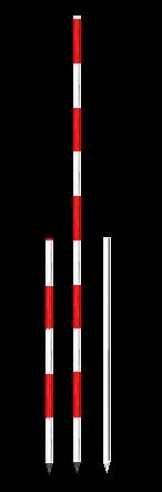 測量ポール