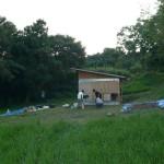 版築作業in国東