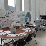 科学の祭典コイシ展示